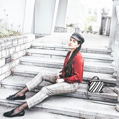 Fashion clothes by @sevastyanova.ks