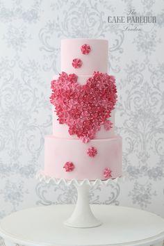 Wedding Cakes | Wedding Cakes London | The Cake Parlour
