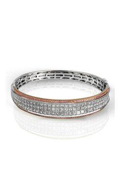 Shop Simon G Bracelets Pink Diamond Jewelry, Rings For Men, Wedding Rings, Fancy, Jewels, Engagement Rings, Bracelets, Shopping, Beautiful