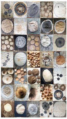 Cecile Dachary  ,Artist Study , circles , Art Featuring Circles, Inspiration for CAPI Students at milliande.com , circles, kreis, symbology , metaphor, emotion, idea, art
