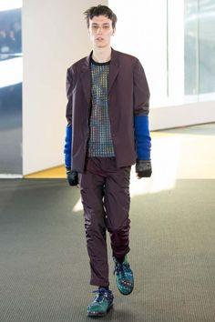 Menswear Kenzo Fall 2015