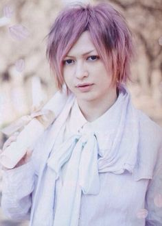 Issei. BugLug.-He's really handsome natural.