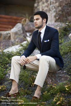 Martin Arbanas casual suit