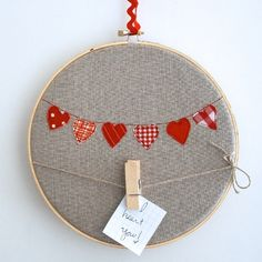 Two treats from Stash Books: Learn to make a cute message board, and win a roll of precut fabric