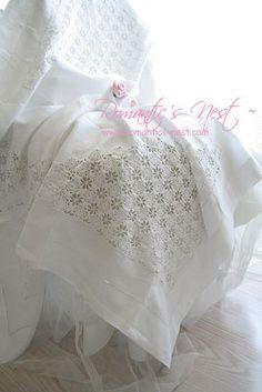 .Beautiful linens!