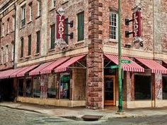 Paula Deen's restaurant, The Lady and Sons, has become a Mosteller favorite!