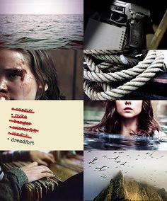Asha Greyjoy - Modern AU.