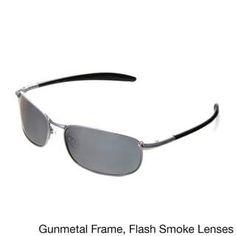 8fb279d460e Hot Optix Mens Metal Polarized Sport Sunglasses
