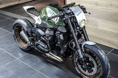 Ottonero Cafe Racer: Stucki2Rad - VTR Customs