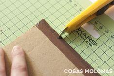 """DIY Cómo fabricar un """"telar"""" con cartón reciclado y nociones básicas para usarlo Washi, Diy, Virginia, Tapestry Weaving, Step By Step Instructions, How To Knit, Crafts For Kids, Bricolage, Handyman Projects"""