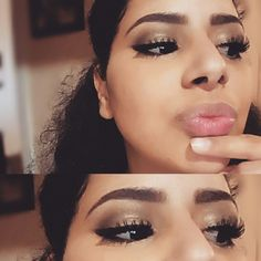 Playing around with lashes http://www.gofundme.com/jenmuakit