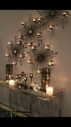 Decorating With Wall Sconces For Candles : 1000+ ideas about Candle Wall Decor on Pinterest Wrought Iron Wall Decor, Iron Wall Decor and ...