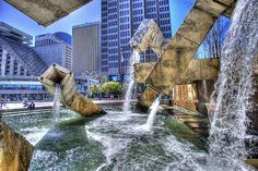 15 Awesome Fountains Around the World | IcreativeD