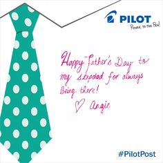 Happy Father's Day from Angie!