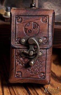 Small Steampunk Belt Bag No. 1