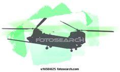 Stock Illustratie - militair, troep, copter u16584625 - Zoek Clip Art, Tekeningen, Decoratieve Prints, Illustraties en Vector EPS Grafische Beelden - u16584625.jpg