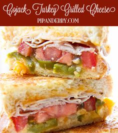 Sandwiches on Pinterest | Grilled Cheeses, Grilled Cheese Sandwiches ...