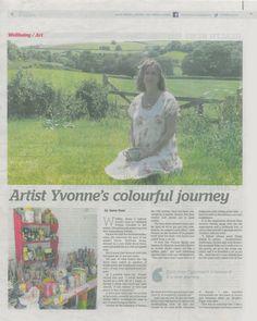 Press - Yvonne Coomber