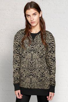 Amoeba Print Sweatshirt | rag & bone