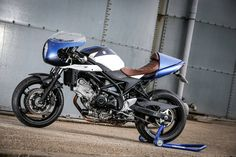 Suzuki SV650 Cafe Racer Custom Kikishop