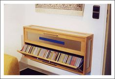 Fine Looking CD Cabinet