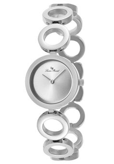 Women's Silver Dial Stainless Steel