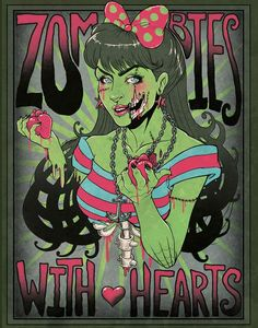 Zombies... With Hearts ♥