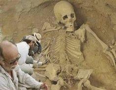 Esqueleto Gigante en Bulgaria ~ Nueva Mentes