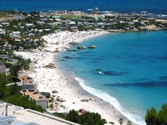 Clifton 1st, 2nd, 3rd and 4th beaches (Cape Town).  #WeNeedSummer