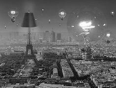 Thomas Barbey - Paris a.k.a. City of Lights