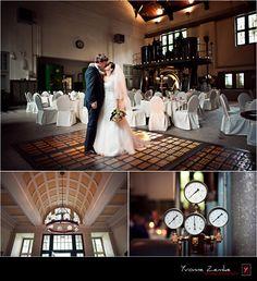 Hochzeit in Düsseldorf - Hochzeitsfeier Wasserwerk - Hochzeitsfotografie Yvonne Zemke