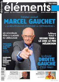 Krisis: Le fait que #MarcelGauchet signe dans #RevueÉléments montre que les clivages se fissurent