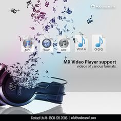 MX Video Player Support Videos of Various Formats. Hurry! Download Now : http://apple.co/2dkFXMB  #FavouriteVideos #Musicplayer #Movieplayer #Playback #Music #Movie #Videos #HDvideo #HDvideoplayer #Videoplayer #Mxvideoplayer