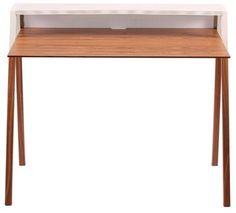 $699 Blu Dot Cant Desk | 2Modern Furniture & Lighting 42w x 25d x 34h