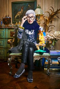 Daniela Federici | Iris Apfel | TOWNSEND/LONDON More
