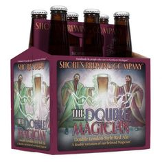 Short's The Double Magician Double Red Ale to be released on Friday, Oct. 28