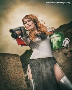 Mad Max Summer from Rick and Morty Cosplay http://geekxgirls.com/article.php?ID=9049
