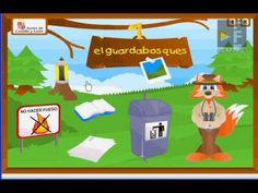 Presentación de un recurso digital de la Consejería de Educación de la Junta de Castilla y León, para Educación Infantil, en torno al bosque, sus productos, cuidado y conservación