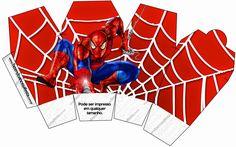 mascara de hombre araña para imprimir - Buscar con Google