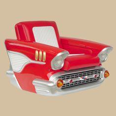 CHEVY CAR CHAIR