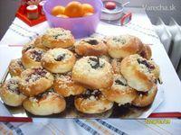 Hanácke koláče (fotorecept) Presne Tak, Bagel, Doughnut, Muffin, Food And Drink, Sweets, Bread, Pizza, Breakfast