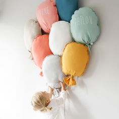 Coussins ballons