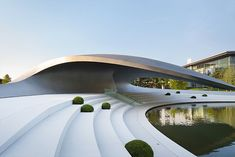 Porsche Pavilion by Henn – Fubiz™
