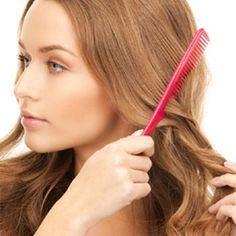 How To Brush Long Hair Properly
