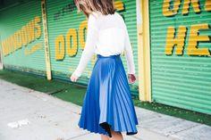 Pleated_Midi_Skirt-Vintage_Denim_Jacket-Electric_Blue-Leather-Outfit-Street_Style-Collage_Vintage-46