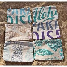 cameron hawaii pouches - Google Search