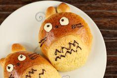 龙猫面包 Totoro Buns