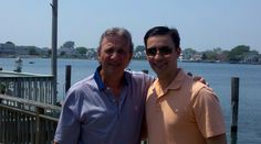 With a great Independent agent Bob Mackoul. Love spending time and learning from the best