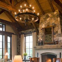 Rafter/ceiling possibilities for great room