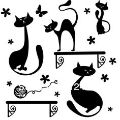 Cat Poster Promotion-Online Shopping for Promotional Cat Poster on ...